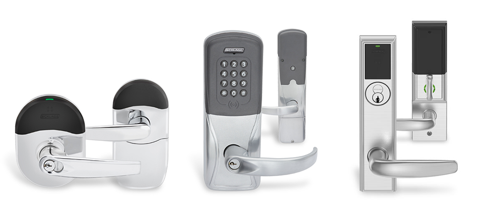 Schlage and Salto Wireless Lock Integration - Sielox Access